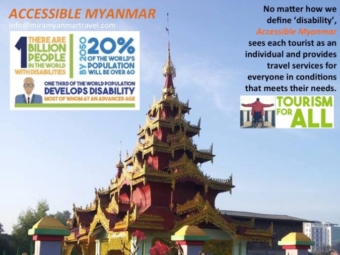 Accessible Myanmar