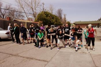 4-15-14 .262 marathon fundraiser
