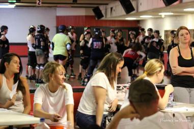 7-3-12 Skater graduation AND First night Newbie class