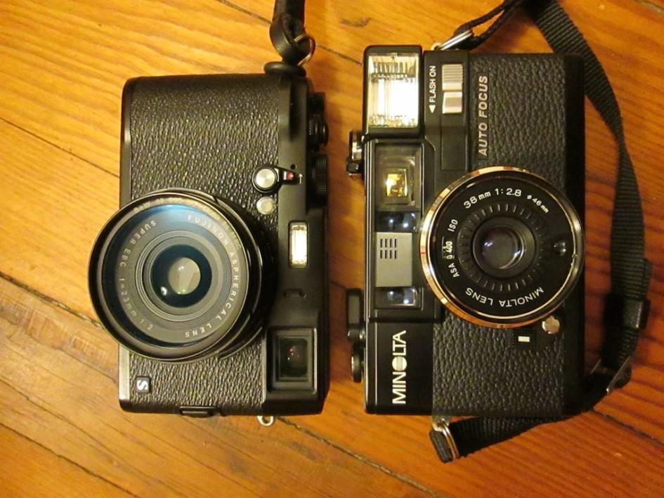 AF2 - X100s Side by Side - Front
