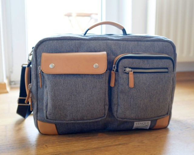Almost There A Review Of The Venque Briefpack Utility Xl Ictus Oculi