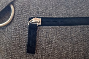 The offending zipper
