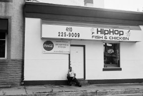 HipHop Fish & Chicken (Baltimore, MD, 2013)