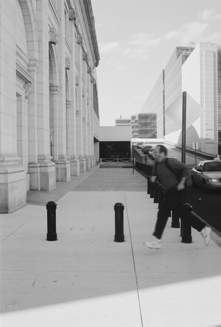 Union Station Mario (Washington, DC, 2013)