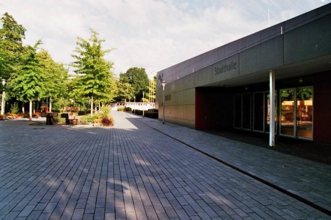 Stadthalle 3