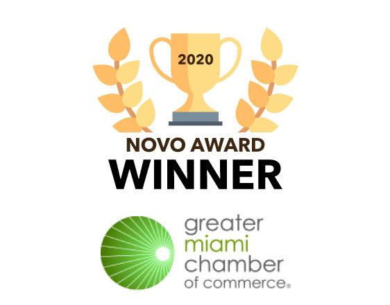 2020 NOVO Award Winner