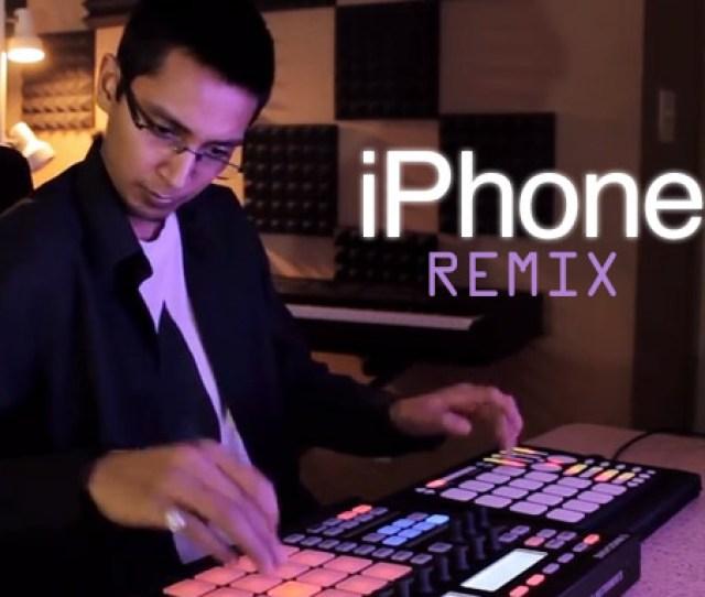 Iphone Metrognome Csengohang Remix