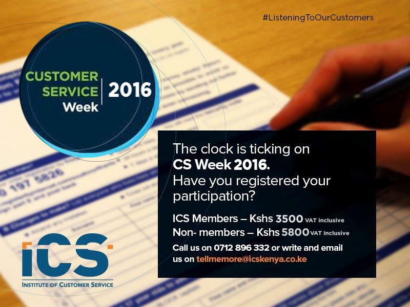 Have you Registered for CSWeek 2016?