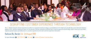 Africa CX Conference 2018