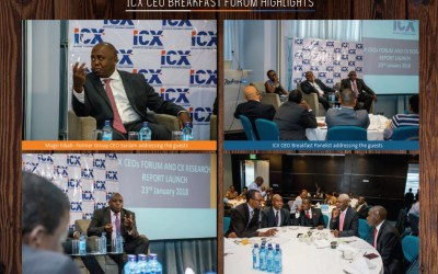 ICX CEO Breakfast 2018 – Positioning Customer Experience in Kenya – #2018ICXHighlights