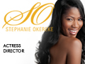 A- List Actress-Stephanie Okerere