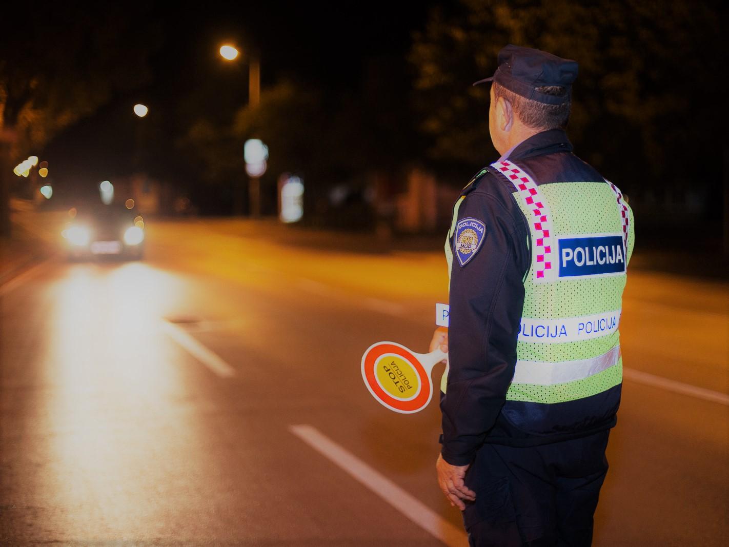 """Policija najavljuje akcije """"Alkohol i droge"""" i """"Brzina"""""""