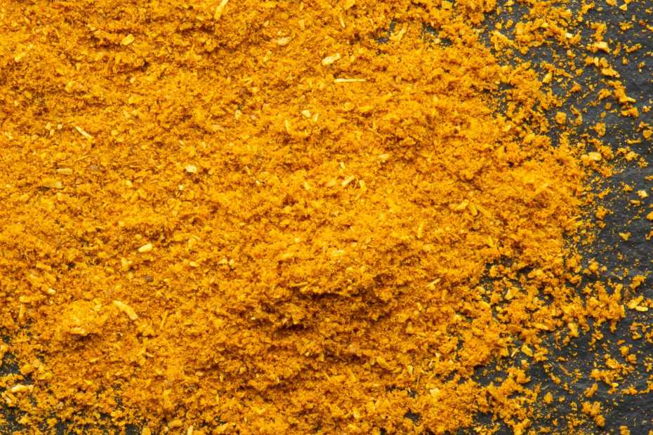 Mélange curry