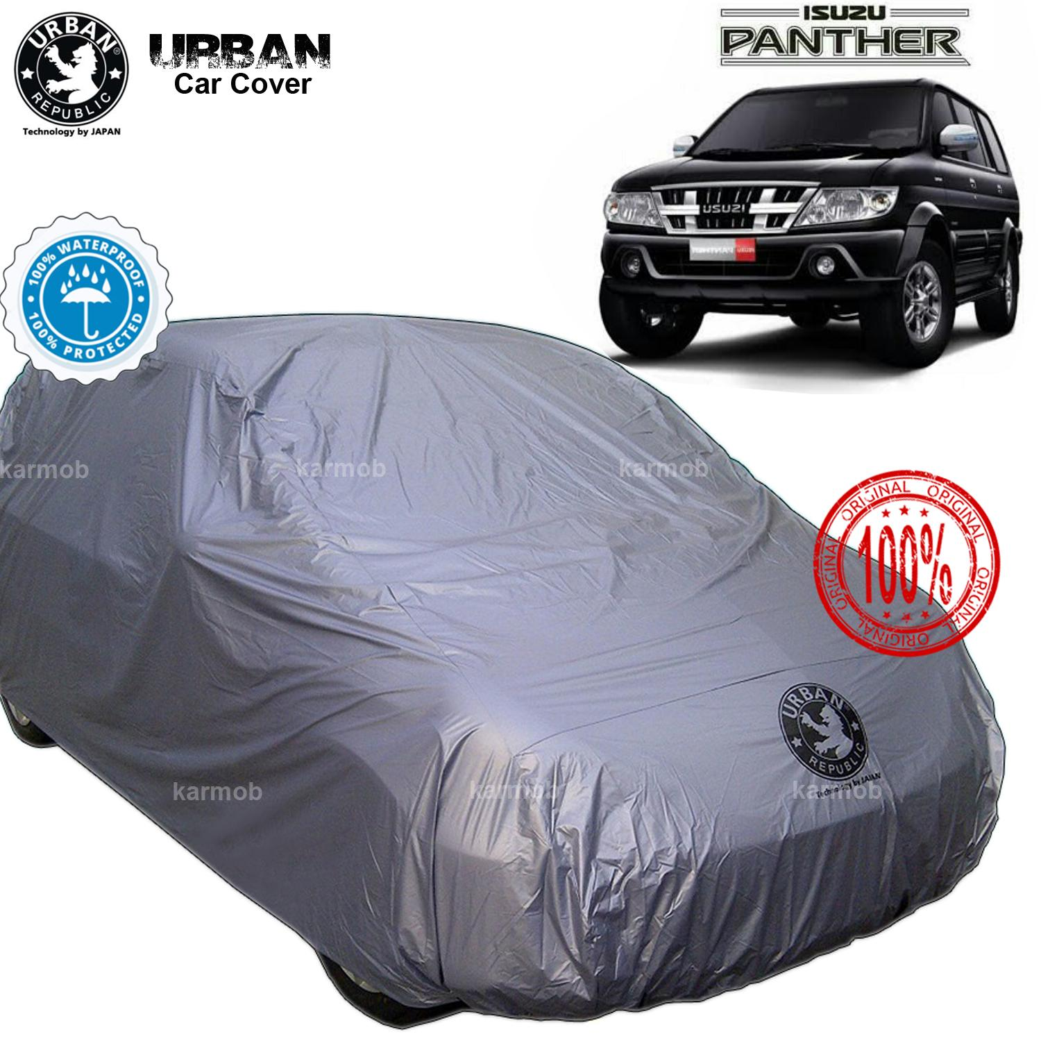 Urban / Body Cover Phanter / Selimut Mobil Isuzu Phanter / Tutup Mobil Isuzu Phanter / Car Cover Isuzu Phanter / Sarung Mobil Isuzu Phanter