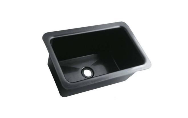 MS 900 B/W/G Method Lab Sink - Dimension 810 X 470 X 330 MM