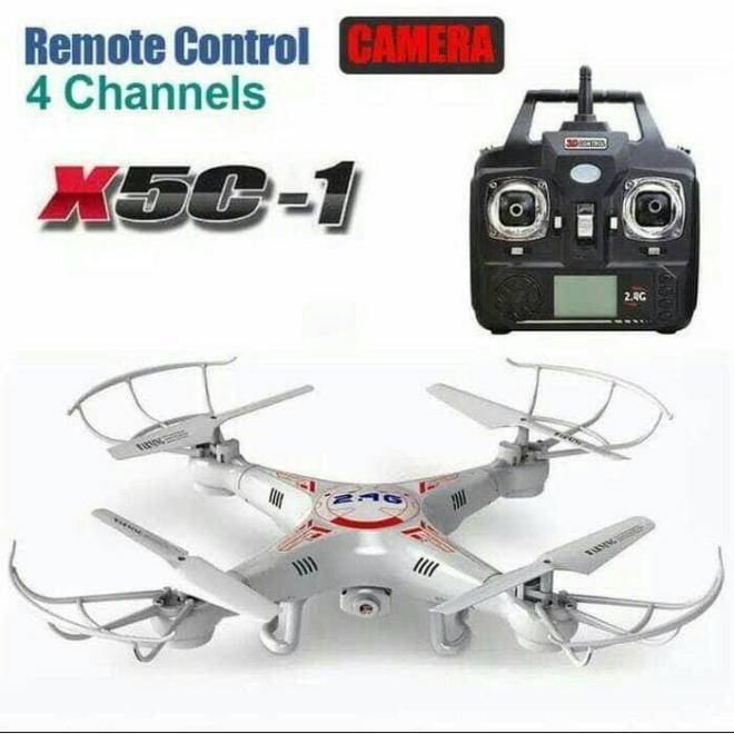 Drone Murah Kamera X5C Replikasi Syma X5 - Y1rzd2