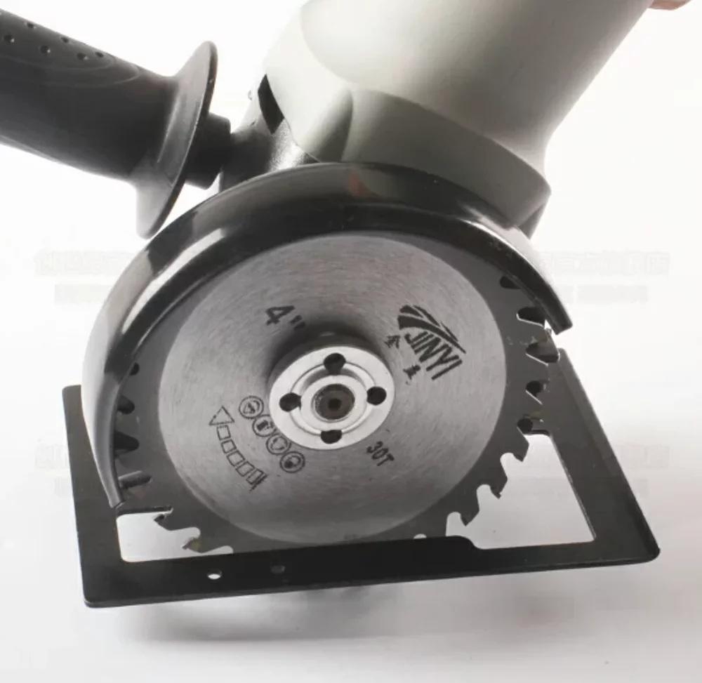 Stand Holder Dudukan Mesin Gerinda Ubah Gurinda Tangan Ke Mesin Serkel Circle Circular Table Saw Cut Off Gergaji Grinda Potong Kayu Besi Presisi