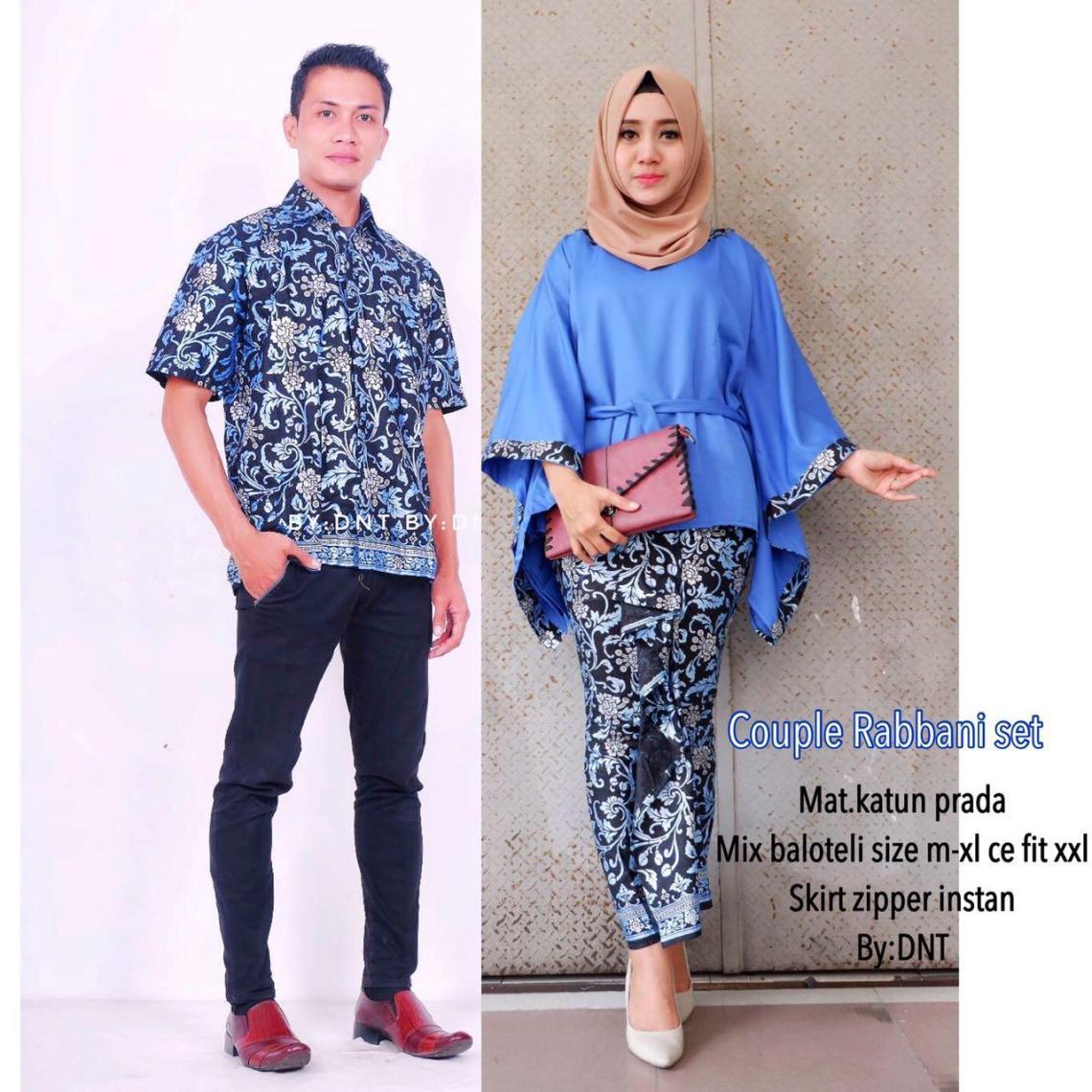 Batik Termurah – Batik Indonesia - Batik Pria - Batik Wanita - Batik Modern - Batik Murah - Batik Muslimah - Baju Murah - Batik Grosir - Baju Batik Couple - Batik  Sarimbit - Batik Kondangan - Baju Gamis Wanita terbaru - Batik Couple - Robbani Couple