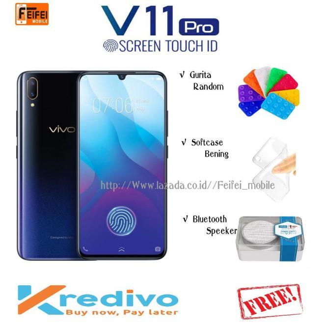 Vivo V11 Pro 6/64 SnapDragon 660AIE Free Sepeaker Bluetotth