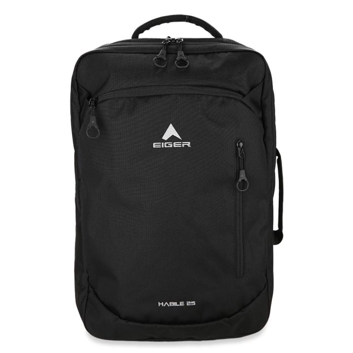Eiger Habile Trilogic Laptop Backpack 25L