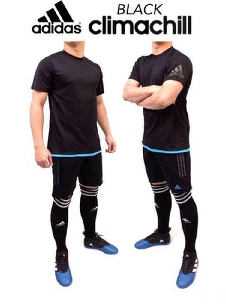 Jersey + Celana Setelan Futsal Adidas Bale Launch New Climac DISKON!!! jersey