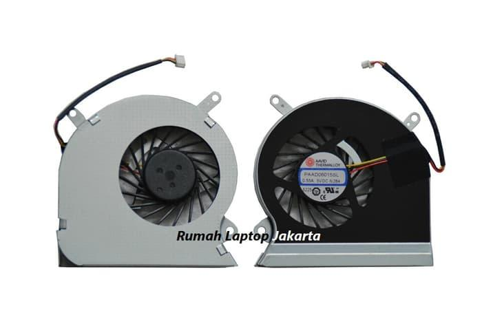 Cooling Fan Processor Laptop MSI GE60 16GA 16GC 16GH 16GF GD