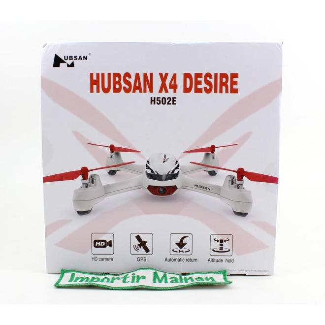 Hubsan H502E X4 desire GPS rc drone HD camera 720 altitude hold