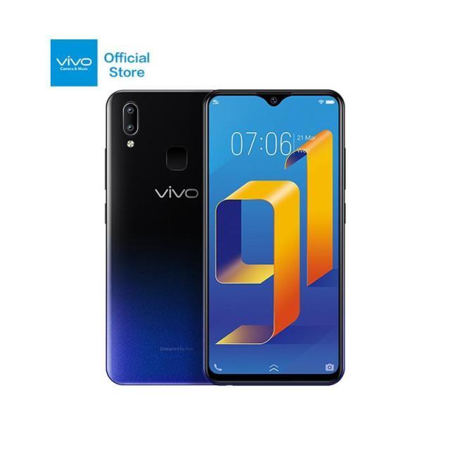 Vivo Y91 Ultra Allscreen Fingerprint Garansi Resmi