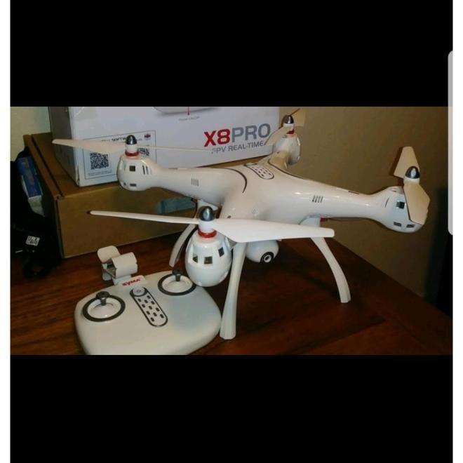 RC Drone Syma X8PRO GPS FPV WIFI X8 PRO asli original quadcopter dji phantom walkera xiro yunnect murah bekasi jakarta