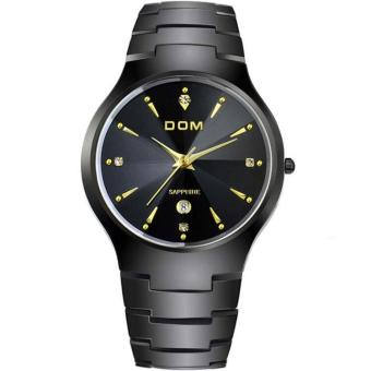 nonof dom dom tungsten steel watches watch bijou trend couples table table fashion thin