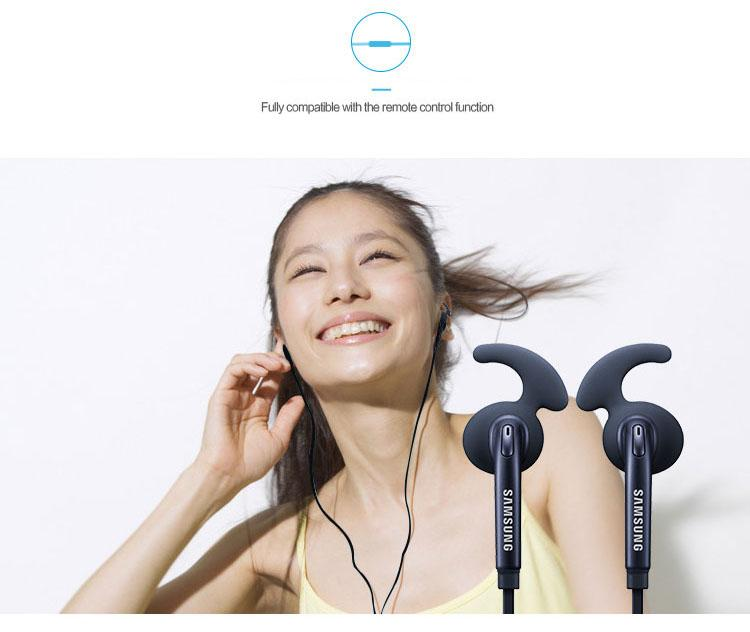 Samsung 3.5mm In-Ear Handsfree EO-EG920 For Samsung Galaxy S5 S6 S7 note4 note5 Stereo Sports Earphone Bass HD Audio