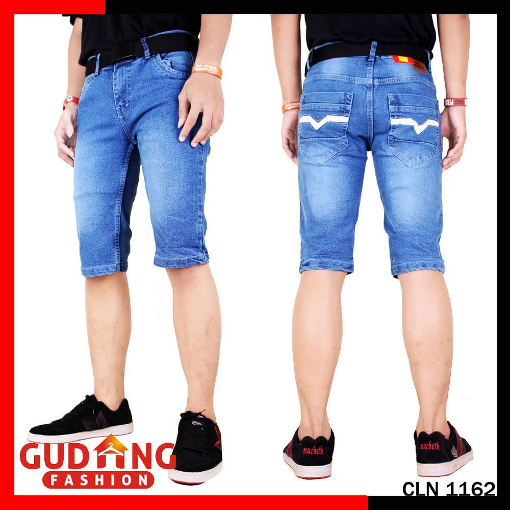 Gudang Fashion - Celana Jeans Pendek Pria Terbaru