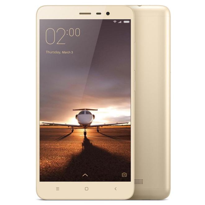 Xiaomi Redmi Note 3 4G - RAM 3GB - 32GB - Gold