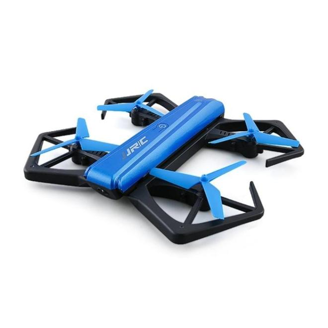 MURAH JJRC H43WH Selfie Drone With Camera 720p Foldable Drones