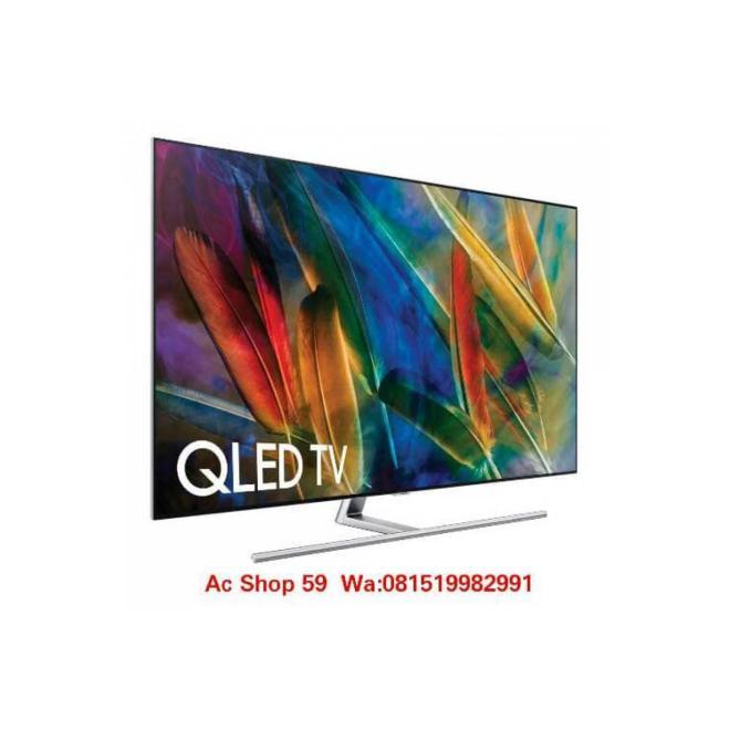 TV QLED SAMSUNG QA55Q7F 55 INCH QLED UHD 4K SMART HDR1500 LED TV FLAT
