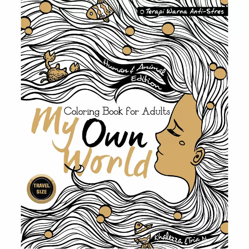 Coloring Book My Own World Coloring Pages