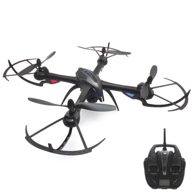 Quadcopter i Drone i8H 2.4GHz 4CH 6 Axis Gyro with HD Camera Air Press Altitude Hold WiFi Real Time Transmission