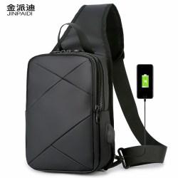 Jinpaidi 9880 Crossbody Bag Waterproof Tas Slempang Pria Wanita Anti Air Original Premium