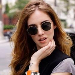 ã€Bayar Di Tempat】Kacamata Pria Kacamata Wanita Kacamata Korea Kacamata Wanita Gaya Korea Retro Design