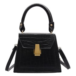 Fashion Stone Pattern Leather Crossbody Bag for Women Main Female Shoulder Bag Female Handbags and Purses with Handle