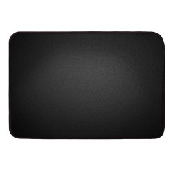 21 Inch Black Polyester Computer Monitor Dust Cover Protector with Inner Soft Lining for Apple IMac LCD Screen