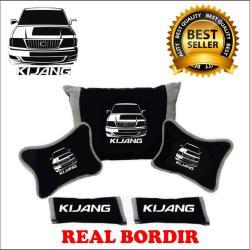 Bantal Mobil KIJANG KAPSUL Headrest Mobil Bantal leher aksesoris interior mobil