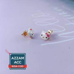 Azzam Xuping Anting Giwang Hello Kitty