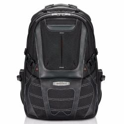 2 Tas RanselEverki EKP133B ConceptLaptop Premium Travel Backpack 17.3 Inch - Black