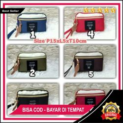 A040 Dompet Hp/Dompet Koin Anello 4slet + Tali Gelang