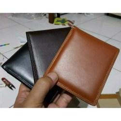 (BAYAR DI TEMPAT) dompet full kulit 100% asli produk garut