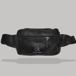 Klaris Original Waist Bag Leather Pu Tas Pinggang Kulit