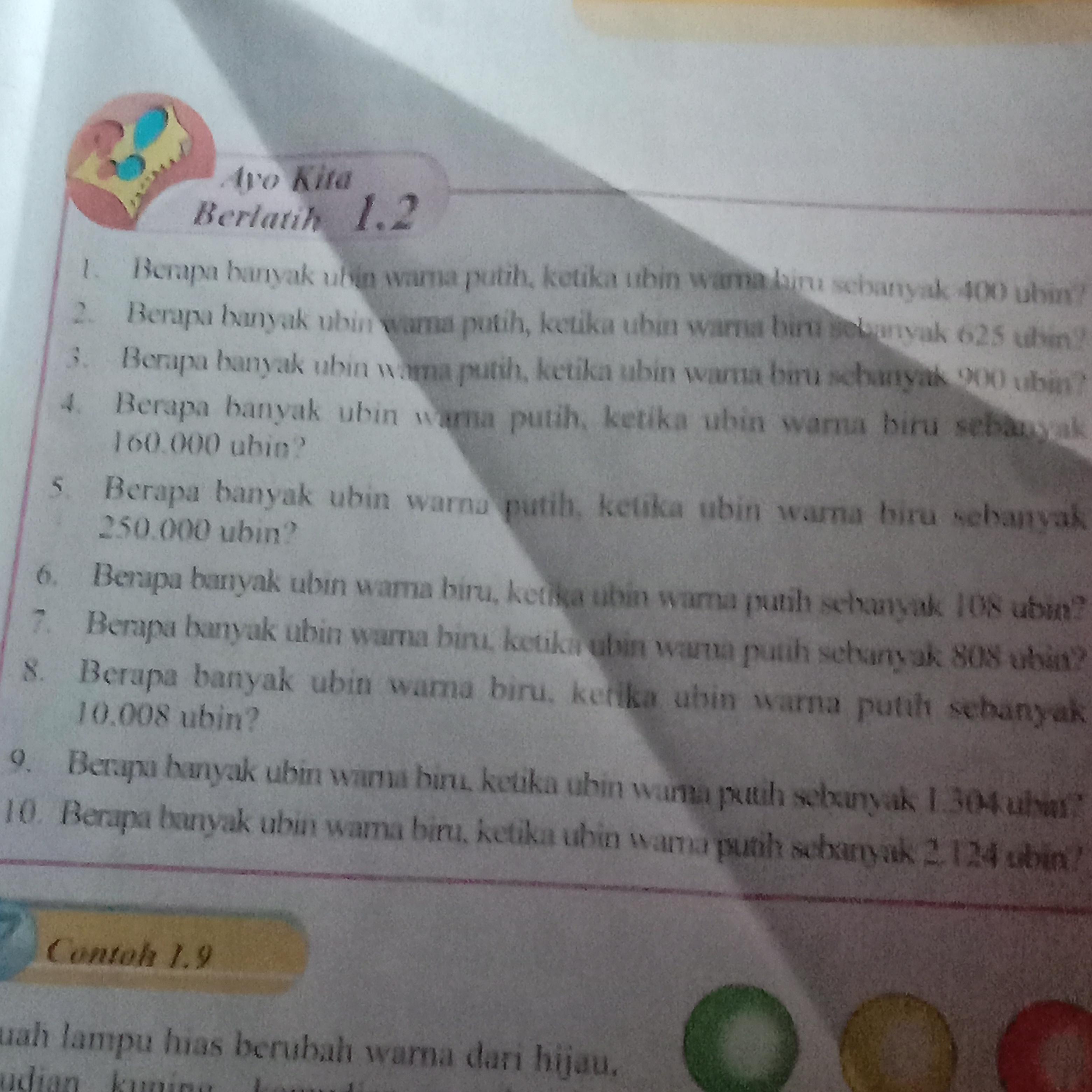 kunci jawaban iji bertujuan untuk membantu mengerjakan soal matematika Jawaban Soal Matematika Kelas 7 Ayo Kita Berlatih 1 2 Kumpulan Contoh Surat Dan Soal Terlengkap