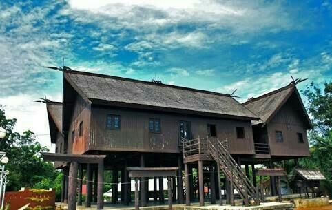 30 Kumpulan Keunikan Rumah Adat Jawa Tengah Brainly Desain Interior Exterior