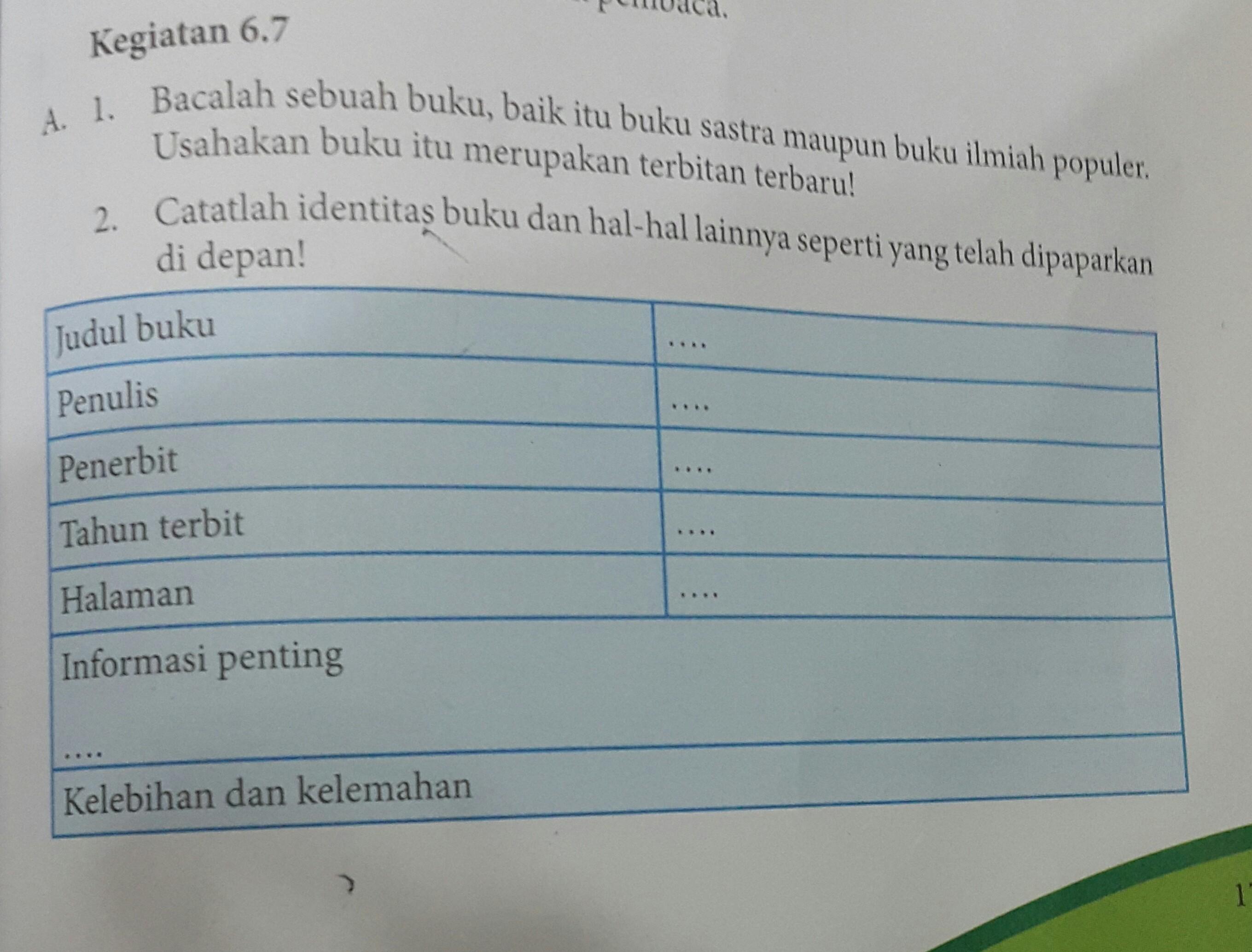 17 Contoh Makalah Bahasa Indonesia Tentang Ulasan Film